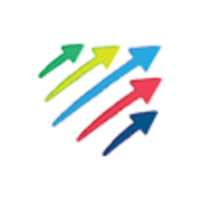 Logo for the Employment Community Collaboration: Five coloured arrows
