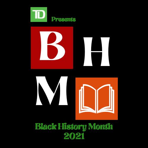 NLPL Black History Month logo