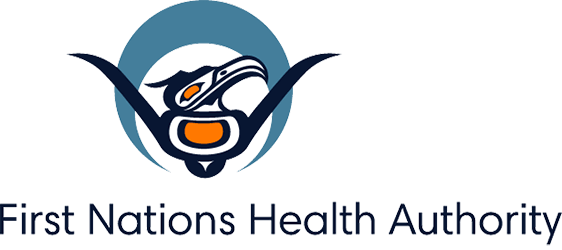 Logo for First Nations Health Authority