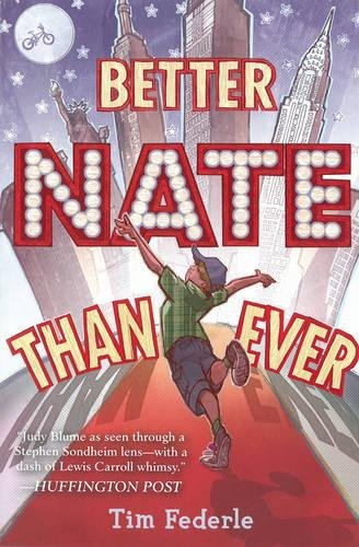 Cover for 'Better Nate than Ever