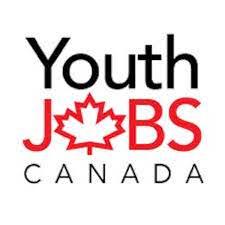 Youth Jobs Canada logo