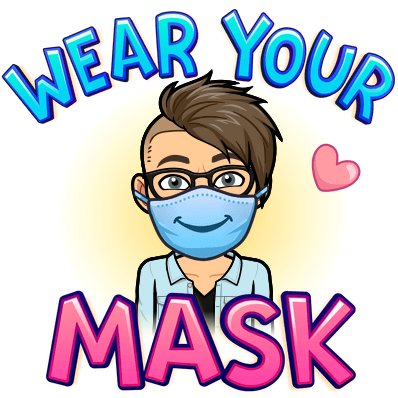 Erin Larson, Assistive Technology Specialist, Wear Your Mask