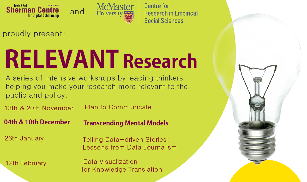 Relevant Research: Transcending Mental Models