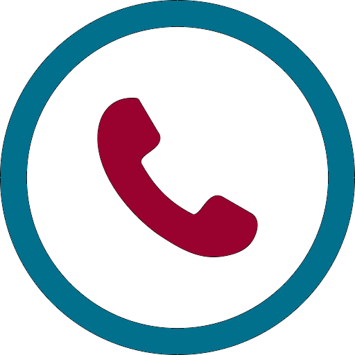 By phone icon