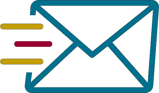 By email icon