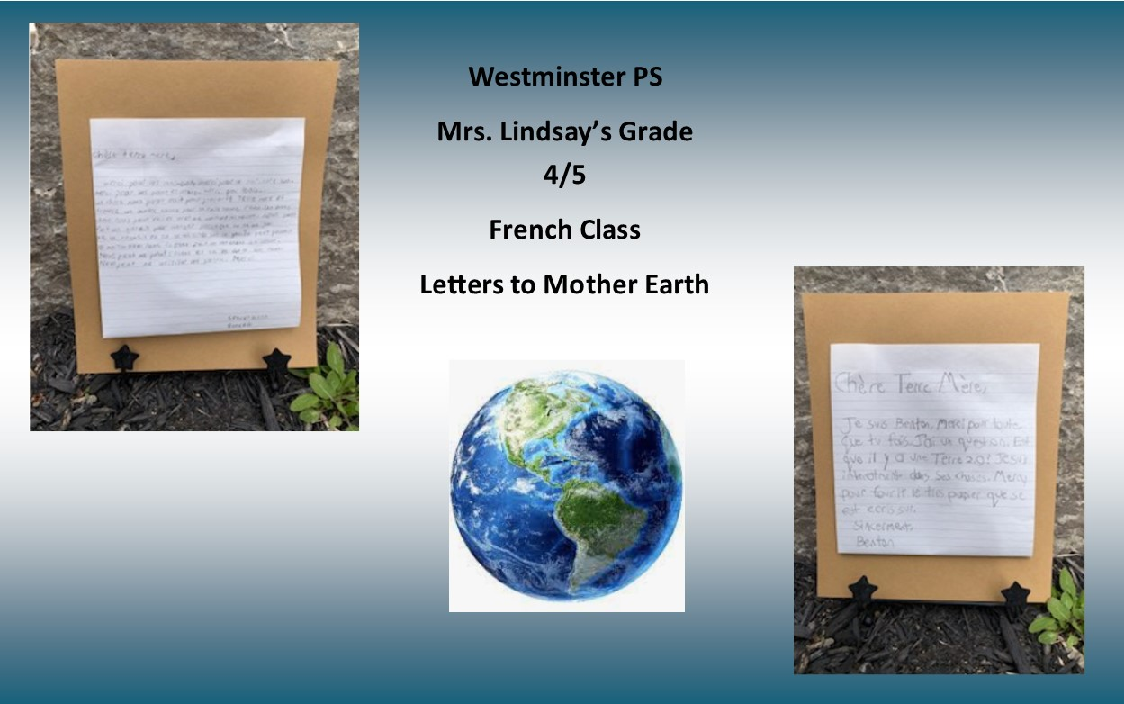 Letters to Mother Earth