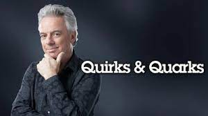 Quirks and Quarks with Bob MacDonald Logo