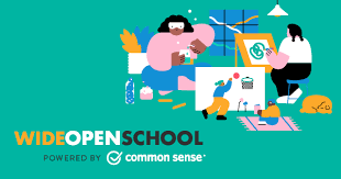 Wide Open School Logo