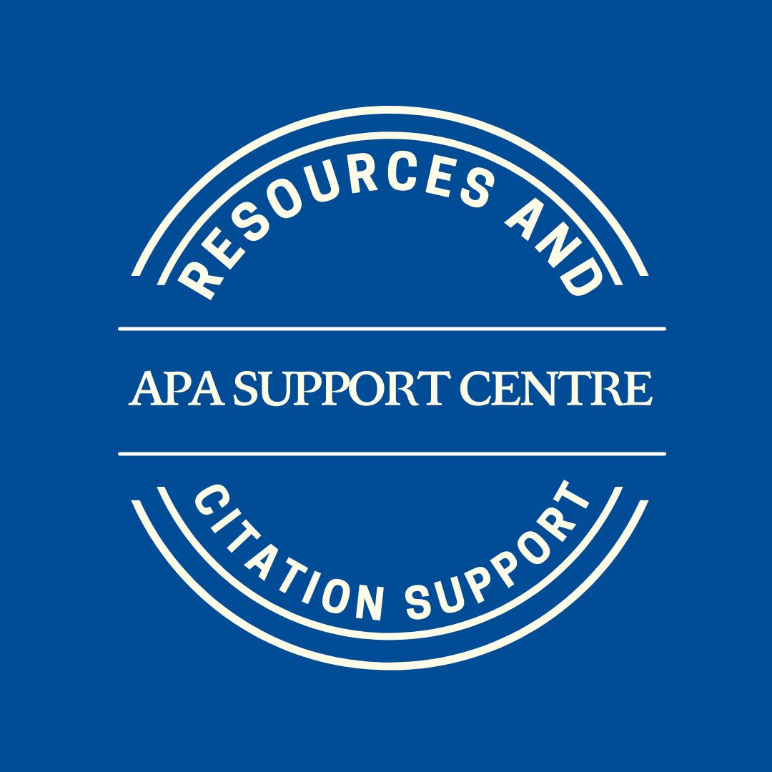 APA Support Centre