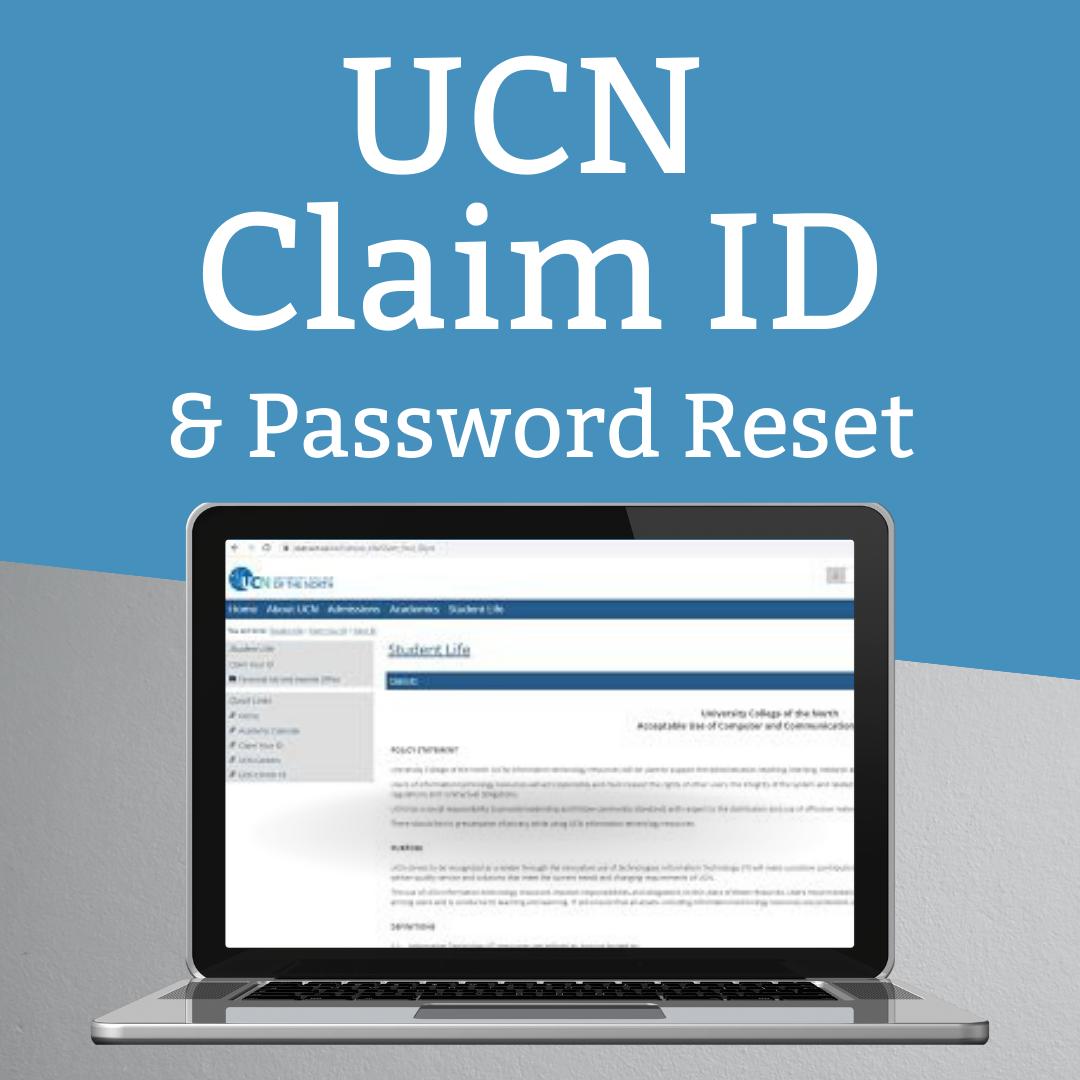 UCN Claim ID
