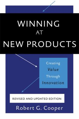 Book Cover of Winning at New Products