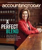 Accounting Today magazine cover
