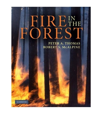 Fire in the Forest (book cover)