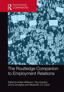 The Routledge Companion to Employment Relations - open in a new window