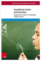 image of Transitional Justice and Education book