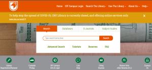 Library Website Thumbnail