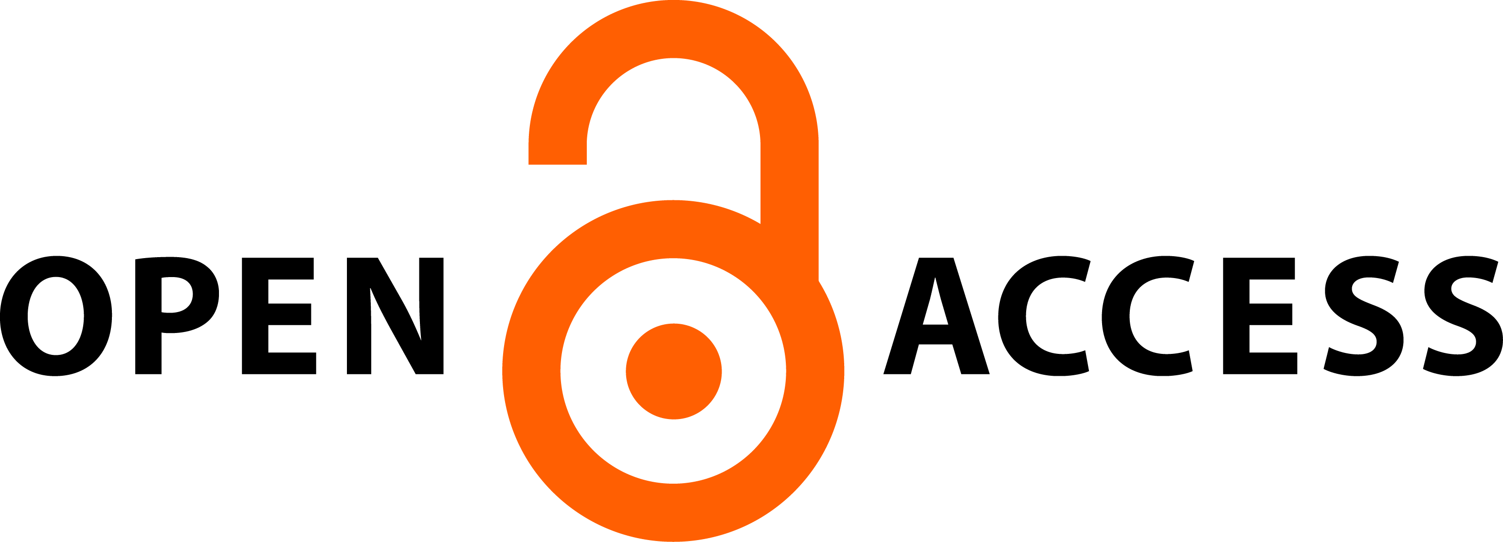 Open Access Banner with Lock graphic