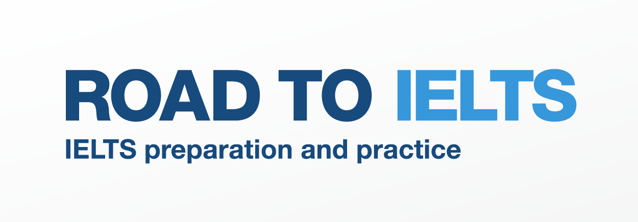 Road to IELTS logo