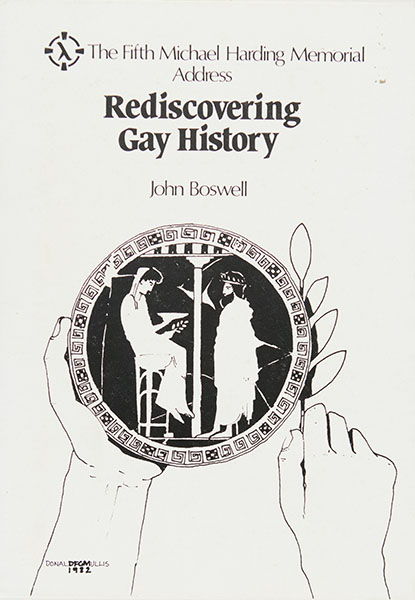 Rediscovering Gay History by John Boswell