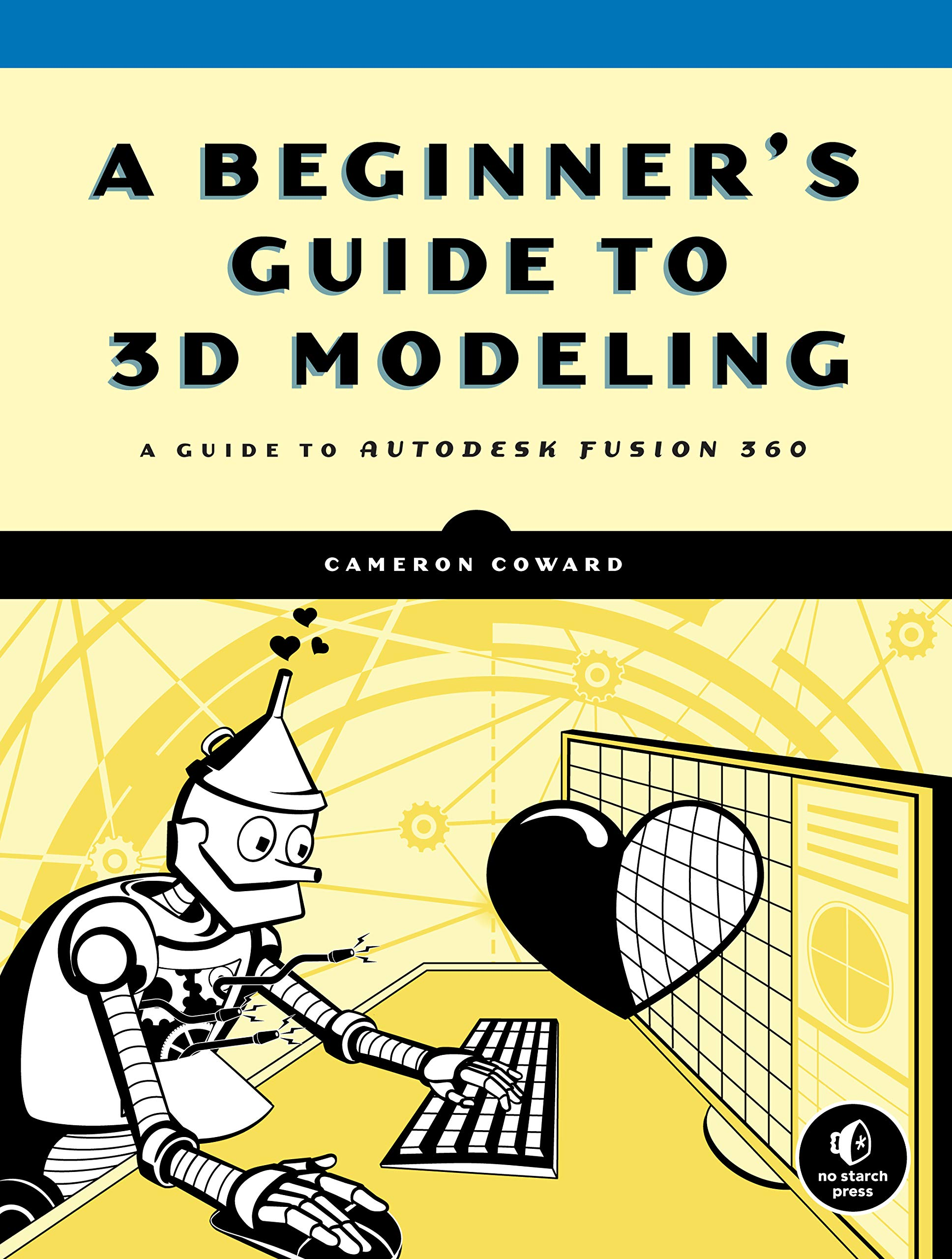 Book Cover of A Beginner's Guide to 3D Modeling - Click to open book in a new window