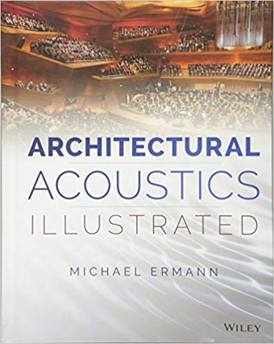 Book Cover of Architectural Acoustics - Click to open book in a new window