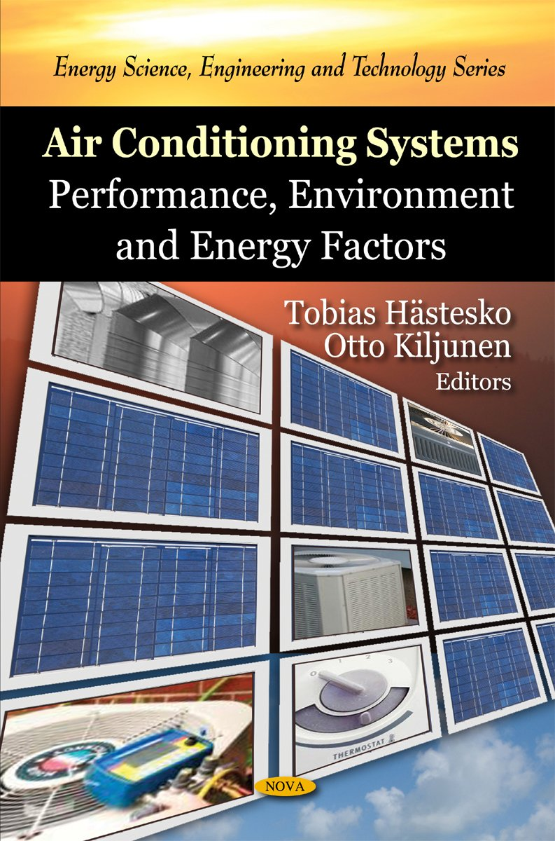 Book Cover of Air Conditioning Systems - Click to open book in a new window