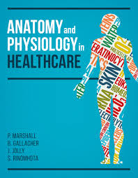 Book Cover of Anatomy and Physiology for Healthcare - Click to open book in a new window