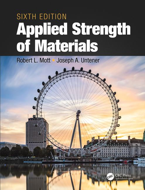 Book Cover of Applied Strength of Materials - Click to open book in a new window