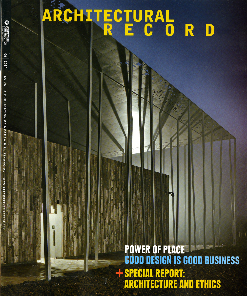 Book Cover of Architectural Record - Click to open book in a new window