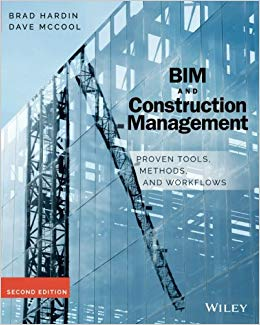 Book Cover of BIM and construction management : proven tools, methods, and workflows - Click to open book in a new window