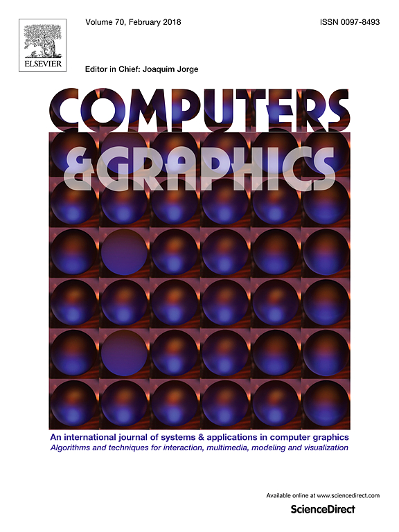 Book Cover of Computers & Graphics - Click to open book in a new window