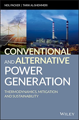 Book Cover of Conventional and Alternative Power Generation - Click to open book in a new window