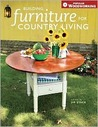 Book Cover of Building Furniture for Country Living - Click to open book in a new window