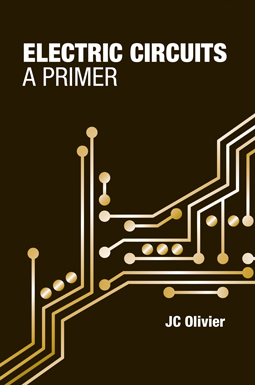 Book Cover of Electric Circuits : A Primer - Click to open book in a new window