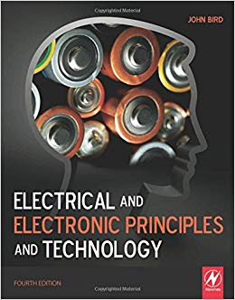 Book Cover of Electrical and Electronic Principles and Technology - Click to open book in a new window