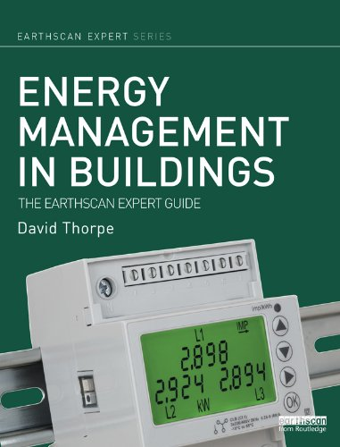Book Cover of Energy Management in Buildings - Click to open book in a new window