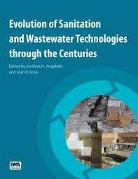 Book Cover of Evolution of Sanitation and Wastewater Technologies Through the Centuries - Click to opens book in a new window