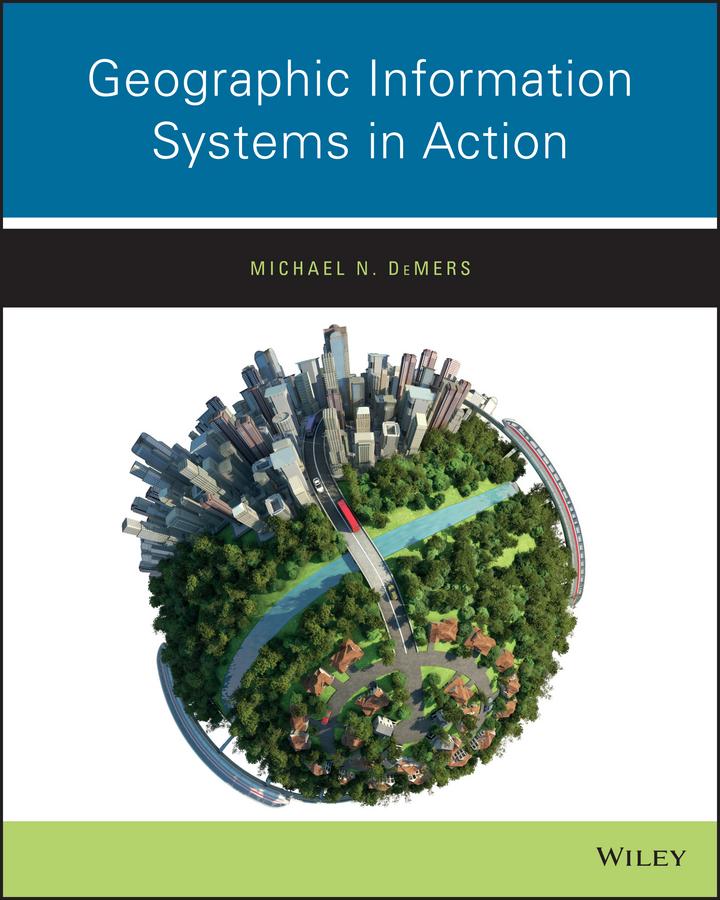 Book Cover of Geographic Information Systems in Action - Click to open book in a new window