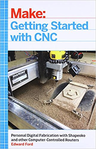 Book Cover of Getting Started with CNC - Click to open book in a new window