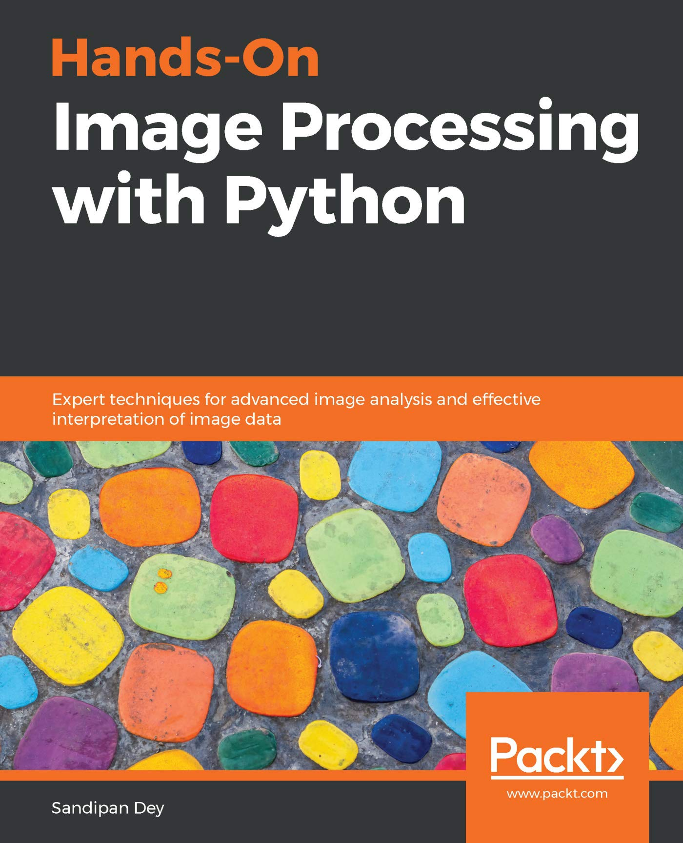 Book Cover of Hands-On Image Processing with Python - Click to open book in a new window