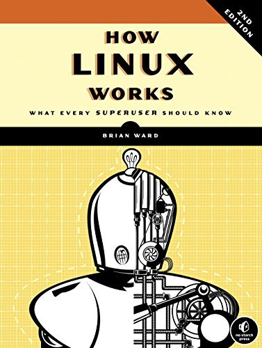 Book Cover of How Linux Works - Click to open book in a new window