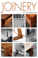 Book Cover of Joinery - Click to open book in a new window