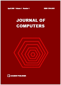 Book Cover of Journal of computers - Click to open book in a new window