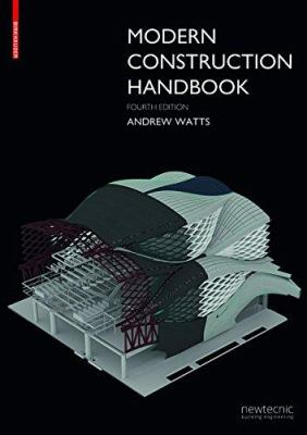 Book Cover of Modern Construction Handbook - Click to open book in a new window