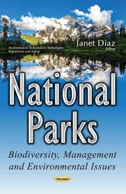 Book Cover of National Parks : Biodiversity, Management, and Environmental Issues - Click to open book in a new window