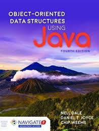 Book Cover of Object-Oriented Data Structures Using Java - Click to open book in a new window