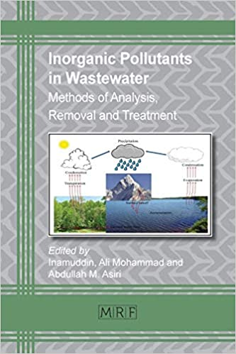 Book Cover of Organic Pollutants in Wastewater I : Methods of Analysis, Removal and Treatment - Click to open book in a new window
