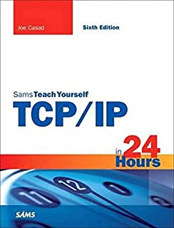 Book Cover of Sams Teach Yourself TCP/IP in 24 Hours - Click to open book in a new window