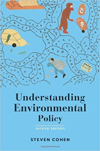 Book Cover of Understanding Environmental Policy - Click to open book in a new window