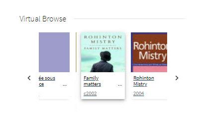 Omni's virtual browse option